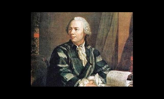 Google'dan Leonhard Euler Doodle'ı