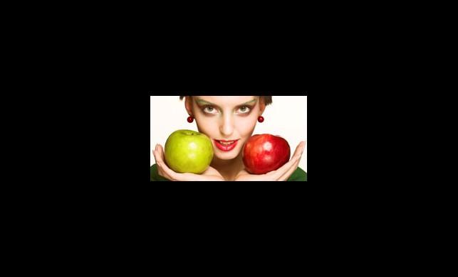 Felce Karşı İki Elma