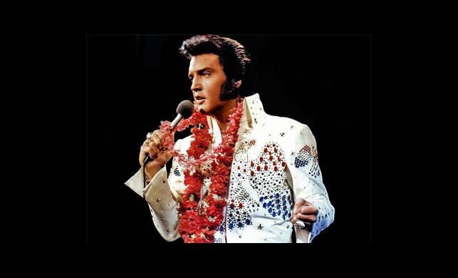 'Elvis Presley Hayranıyım!'