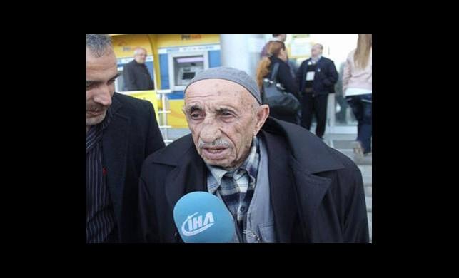 104 Yaşında Emekli Oldu