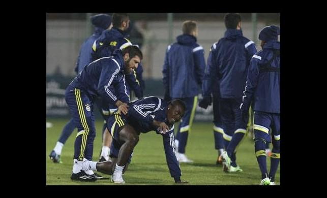 Fenerbahçe ilk çalışmasını yaptı!