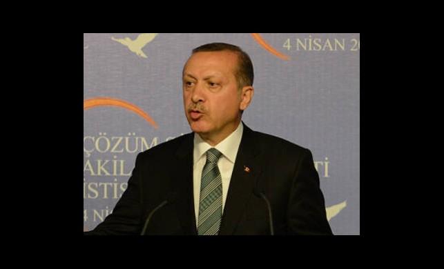 Başbakan Erdoğan 'Akil İnsanlar'a Seslendi