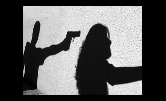 Eşini öldürdü gömerken yakalandı