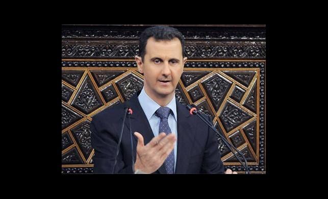 'Esad Rus Savaş Gemisinde Kalıyor'