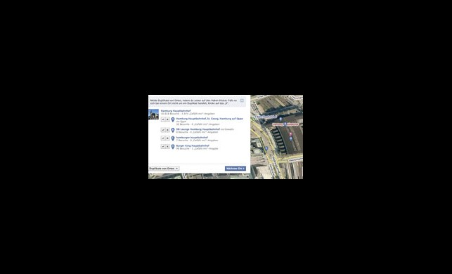Facebook Yer Bildirimi Türkiye 'de