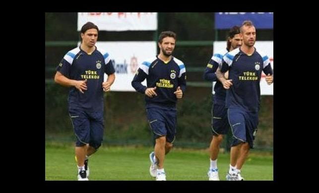 Fenerbahçe'de sarı alarmı