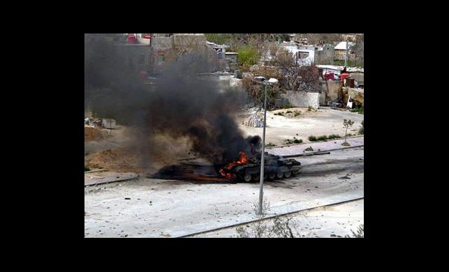Şam'a Scud Füzesi Fırlatıldı