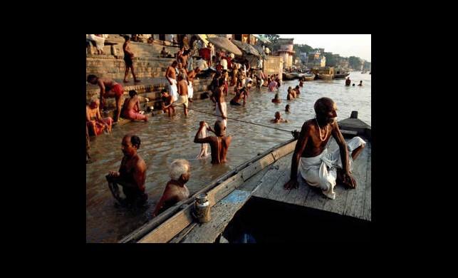 Milyonlarca Hindu Ganj'a Girecek