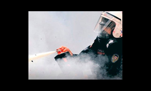 AİHM'den Ankara'ya Biber Gazı Uyarısı!