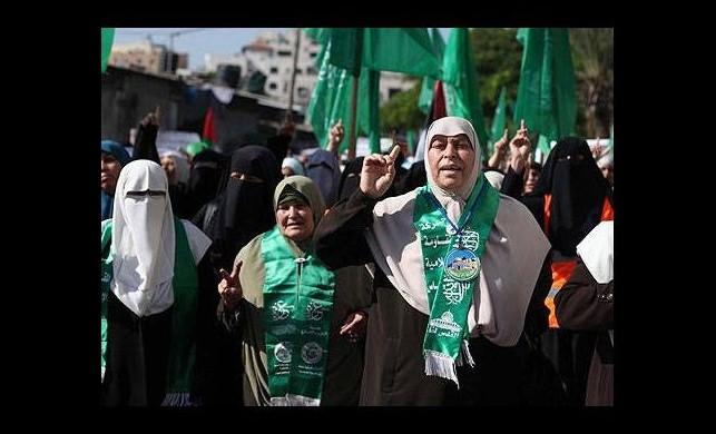 Gazze'de 'Mescid-i Aksa'ya destek' gösterisi