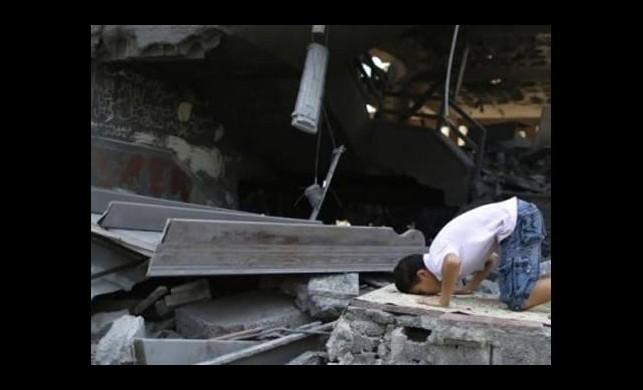 Gazze'de ölü sayısı 2 bin 92'ye yükseldi