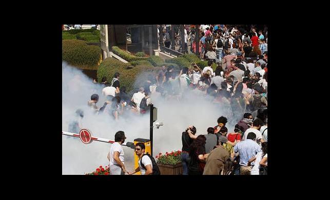 'Gezi'den Kritik Karar!