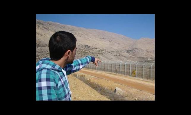İsrail'den Golan'a Güvenlik Duvarı