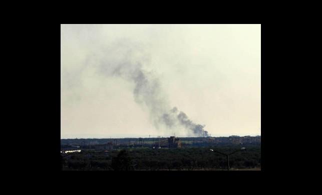 BM Gözlemcilerine Ateş Açıldı