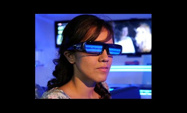 3D Gözlüklerdeki Tehlike