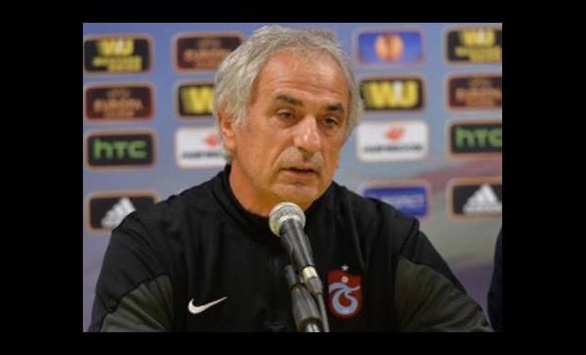 Halilhodzic: 'Trabzon bir hataydı'