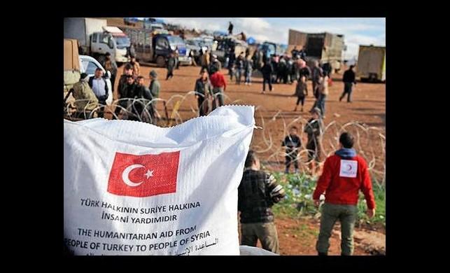 Türkiye'nin yardımlarında büyük artış