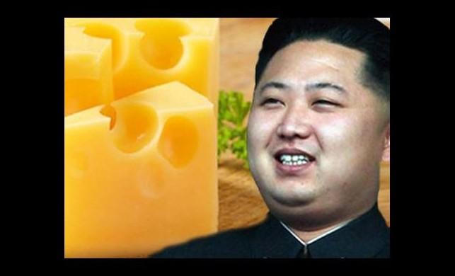 Bütün suç peynirdeymiş!