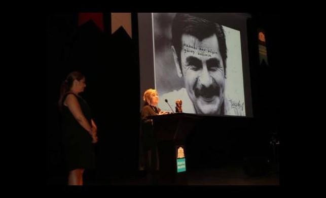2014 Metin Altıok şiir ödülü Gülten Akın'ın