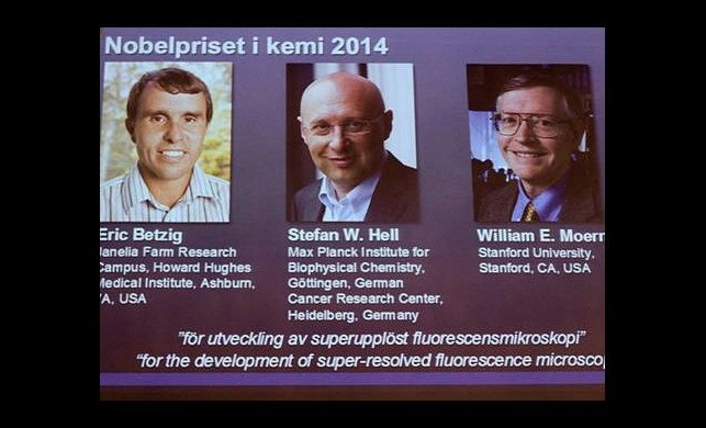 Nobel'i onlar kaptı