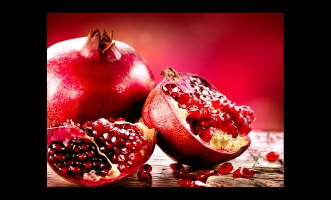 Kış Aylarında Kırmızı Meyve