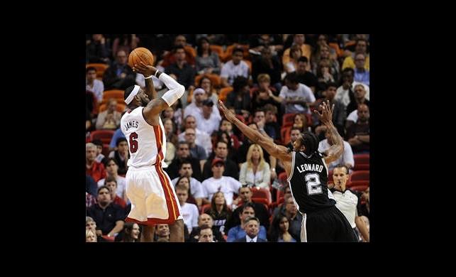 NBA'de Şampiyon Miami Heat!