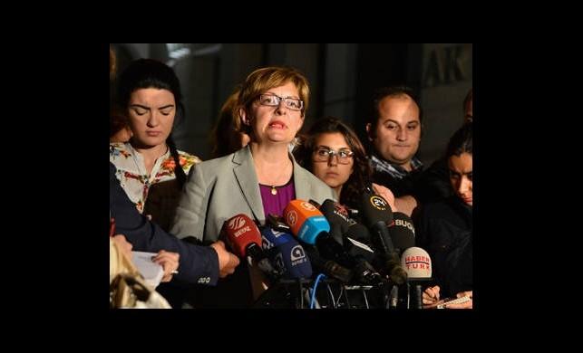 Gezi Heyeti Görüşme Sonrası Açıklama Yaptı