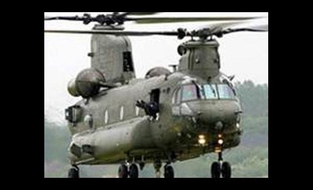 İtalya'dan peşmergeye askeri helikopter!