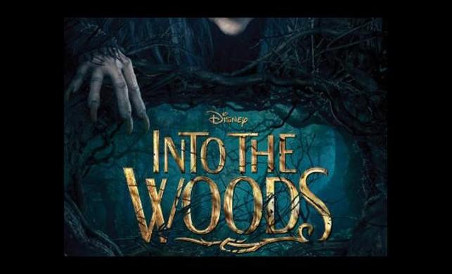 Into the Woods'un afişi gün yüzüne çıktı!