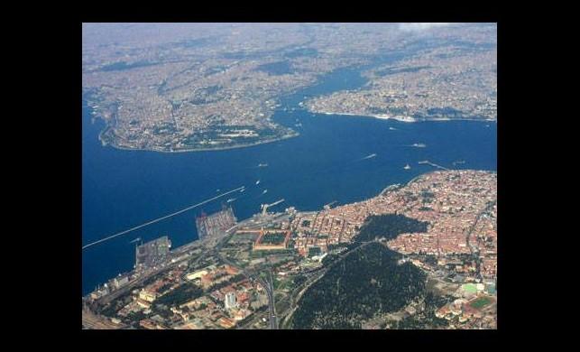 İstanbul sınırı gördü