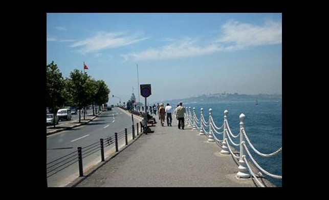 İstanbul boğazı genişliyor