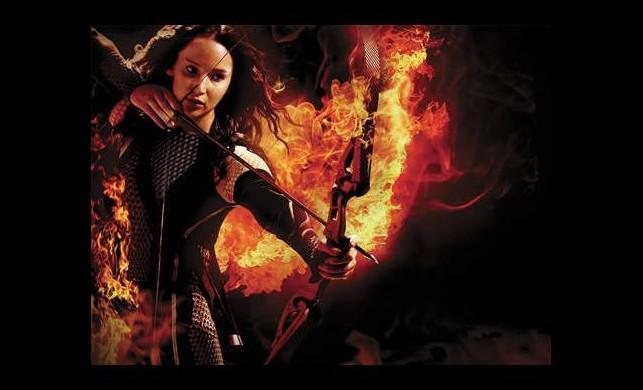 Jennifer Lawrence afişe oldu!