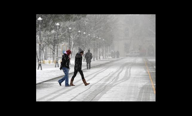 Meteoroloji Uyardı, Kar Geliyor!