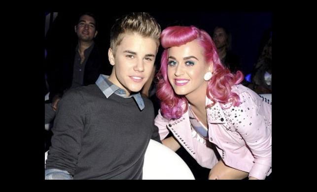 Katy Perry, Justin Bieber'ı Tahtından Etti
