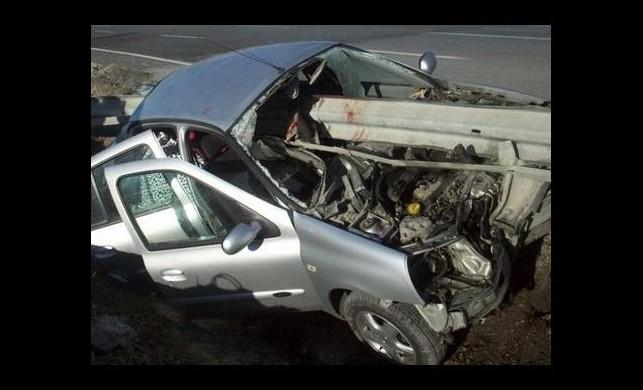 Böyle trafik kazası görülmedi!