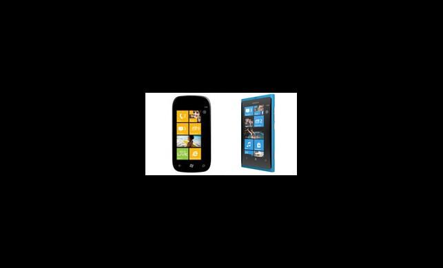 Nokia Windows Phone Cihazlarını Tanıttı