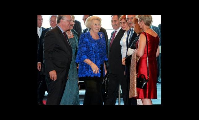 Kraliçe Dans Gösterisinde