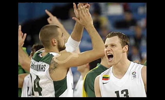 İlk Bilet Litvanya'nın