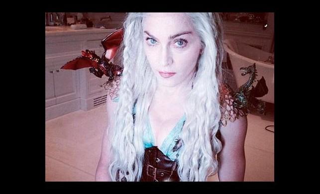 Pop Kraliçesi mi Ejderhaların Annesi mi?