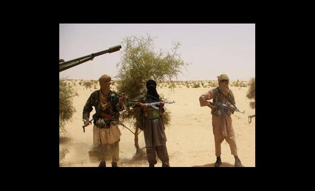 Fransa'dan Mali'ye Havadan Müdahale