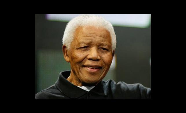 Nelson Mandela'dan İyi Haber