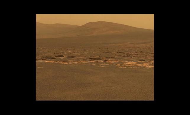 Mars Orijinal Atmosferini Kaybetmiş