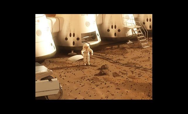 Mars Yolcusu 11 Çılgın Türk!