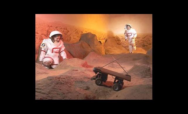 Mars'a Yerleşecek Gönüllüler Aranıyor