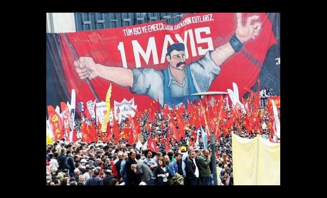 Taksim'de 1 Mayıs talebi
