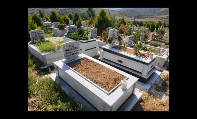 Mezarlığa Online Ziyaret!