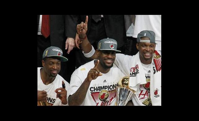 Miami Heat Şampiyon Oldu