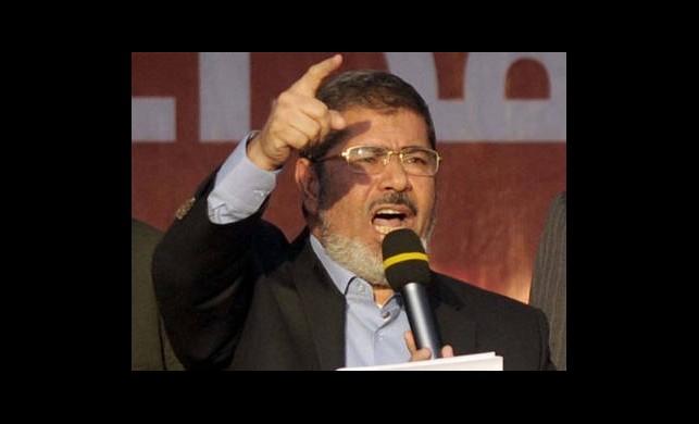 Mursi: 'Mısır Asla Diz Çökmez'