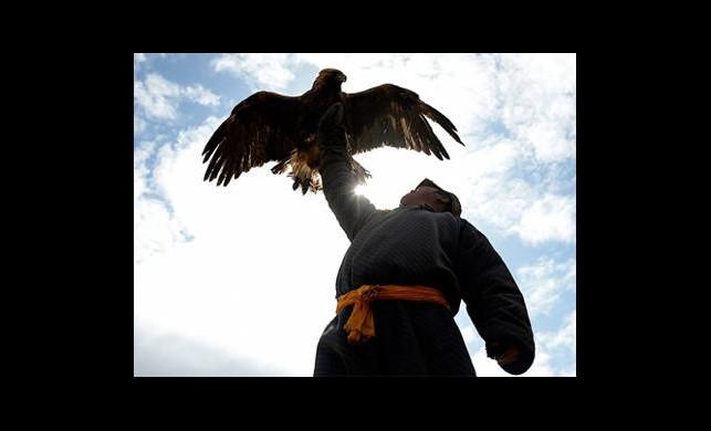 'Zamanın Durduğu Yer';Moğolistan