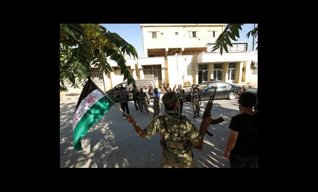Suriye'de Muhalifler Çok Kritik Bir Yeri Daha Ele Geçirdi